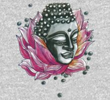 Decap Lotus Buddha (Rerelease) by Ashley Peppenger
