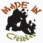Panda Pounding by choda65