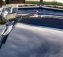 Hood Ornament For 1940 Chevrolet by Thomas Young