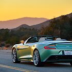 The new Aston Martin Vanquish Volante ... by M-Pics