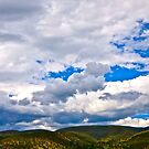 Afternoon Clouds  by AlexandraZloto