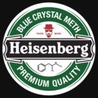 Heisenberg by monsterplanet
