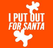 I Put Out For Santa by Alan Craker