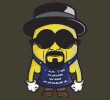 I am The Minion Who Knocks - Breaking Bad / Despicable Me Mashup by Immortalized