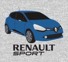 Renault Clio IV 2 by AndreZax
