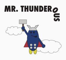 Mr Marvels - Mr Thunderous by fostorial