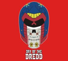Day of the DREDD by Psychobilly-Tee