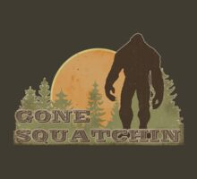 Gone Squatchin by cesstrelle