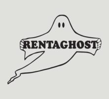 Rentaghost Logo by Buleste