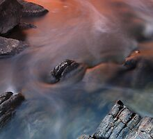 Bells rapids sunset v5 by BeninFreo