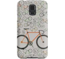 Fixed gear bikes Samsung Galaxy Case/Skin