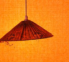 26.11.2013: Lampshade in Abandoned House by Petri Volanen
