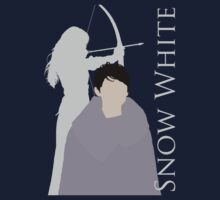 Snow White [Name w/MM] - Once Upon a Time Minimalist Design by Hrern1313