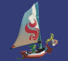 Link on a boat by MariaDesign