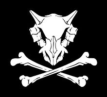 Marowak Jolly Roger by MrP1ckles