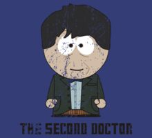 The Second Doctor - Doctor Who (South Park) by robotplunger