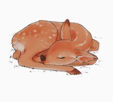 Sleeping Deer Kids Clothes