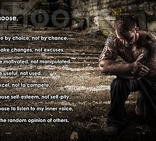 I choose by A.D. Wheeler