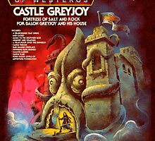 CASTLE GREYJOY by beastpop