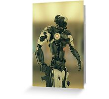 CyberCop - The Future of Law Enforcement Greeting Card