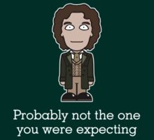 The Eighth Doctor (shirt) by redscharlach