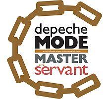 Depeche Mode : Master And Servant by Luc Lambert