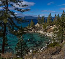 Secret Cove - Lake Tahoe by Richard Thelen