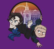Sherlock! by Sarah Myer