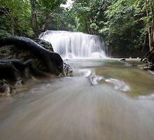 Tier two water level by Kenji Ashman
