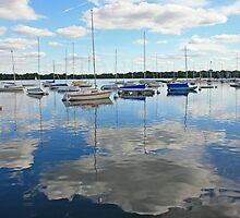 Lake Harriet Reflections2 by stilgar