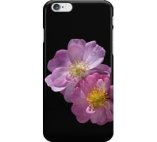 Bush Rose Duet iPhone Case/Skin