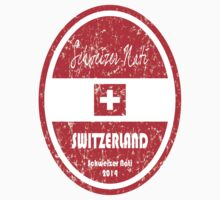 World Cup Football - Switzerland by madeofthoughts