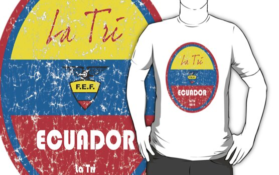 World Cup Football - Ecuador by madeofthoughts