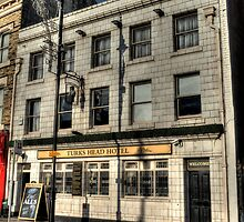 Turks Head Hotel by Andrew Pounder