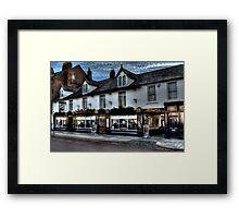 Salutation Inn Framed Print