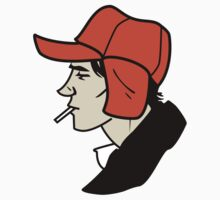 Holden Caulfield | Sticker by Lolman1031