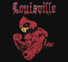 Louisville-Ky-Custom-Cardinal Winter Design by MGraphics