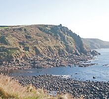 Cape Cornwall  by Keith Larby
