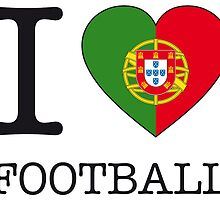 I ♥ PORTUGAL by eyesblau