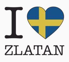 I ♥ ZLATAN by eyesblau
