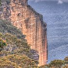Knife Edge - Katoomba NSW - Blue Mountains Australia - The HDR Experience by Philip Johnson