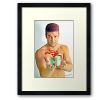 It is for you Framed Print