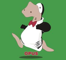 Opus The Penguin by Thomas Cicily