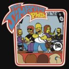 Phish Simpsons by Thomas Cicily