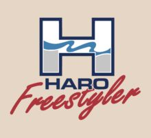 Haro Freestyler by Frazza001