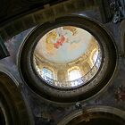 Castle Howard Entrance Dome by John Dalkin