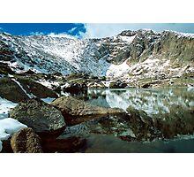 Crystal Lake Photographic Print