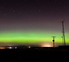 The Northern Lights by bfburke