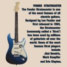 The Fender Stratocaster by eyevoodoo