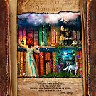 The Curious Library Calendar - June by Aimee Stewart